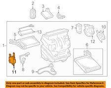 TOYOTA OEM Evaporator Heater-Servo 871060R070