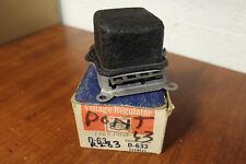 Delco Remy Remanufactured D-633 1119511 Voltage Regulator 1963-68 Pontiac (464*)
