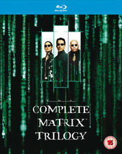 The Matrix Trilogy Blu-ray (2008) Jada Pinkett Smith