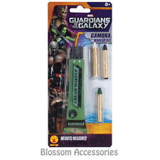 A541 Gamora Womens Adult Costume Guardian of the Galaxy Movie Make Up Kit