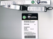 Ticket VIP-Pass DFB-Lounge Deutschland - San Marino FIFA WM 2018 Qualifikation