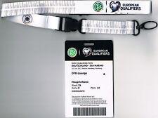 Ticket VIP-Pass DFB-Lounge Deutschland - San Marino FIFA World Cup WM 2018 Quali