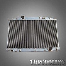 2 ROW For 90-00 Toyota Soarer V8 4.0L 1UZ-FE Aluminum Alloy Radiator AT MT