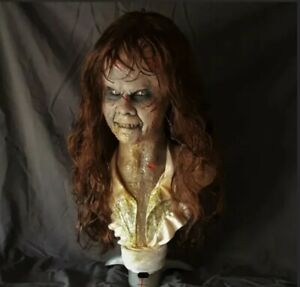 Life Size Bust Exorcist Regan Linda Blair Demonic Style 2