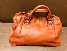 Falor Genuine Leather Handbag - Bro