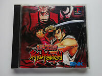SAMURAI SPIRITS III 3 Samurai Shodown III Sony Playstation PS1 JAPAN
