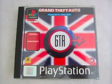 Grand Theft Auto London Mission Pack 1 Sony Playstation One PS1 Game Boxed PAL