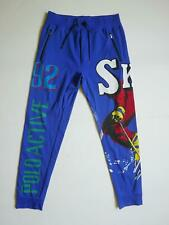 New listing Polo Ralph Lauren Pants Joggers Ski 92 Suicide Downhill Skier Graphic RARE S
