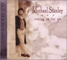 MICHAEL STANLEY BAND-Coming up for air                  Rare AOR CD!