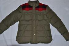 AUTHENTIC PENFIELD WOMEN  Rockford OLIVE L Lightweight Goose Down Insulated JKT