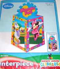 "Disney Mickey Clubhouse Minnie 20.5""Paper Table Decoration-Birthday Multi H2442,"
