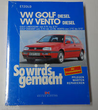 Reparaturanleitung So wird's gemacht VW Golf III Diesel / VW Vento Diesel