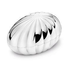 Georg Jensen LIVING Small Egg-shaped Bonbonniere LEGACY
