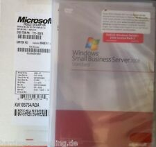 Windows Small Business Server 2008 Standard Edition SP2 + 5 CAL