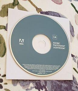 Adobe Photoshop Lightroom (2007) Full Retail Version for Windows & Mac