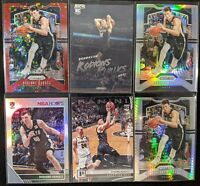 Lot of (6) Rodions Kurucs, Including Prizm red fast break /125, RC & parallels