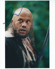 LEE ARENBERG PIRATES OF THE CARIBBEAN AUTOGRAPHED PHOTO SIGNED 8X10 #7 PINTEL