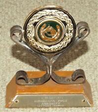 More details for st teresas gymkhana pony riding club vintage 1963 equestrian trophy