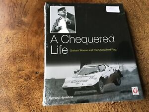 HISTORIC MOTOR RACING BOOK - 'A Chequered Life'