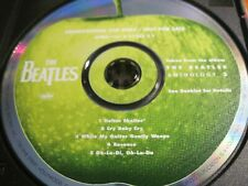 BEATLES - ANTHOLOGY 3 SAMPLER PROMO CD -- NO INSERTS -----------  K @ @ L