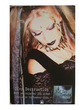 Diva Destruction Poster Debra Fogarty Run Cold