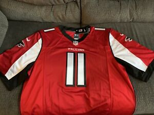 Atlanta Falcons Jersey Julius Jones #11 Size XL NWT
