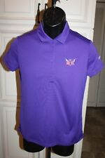 Nike Womens Golf Polo XS Extra Small US UK RYDER CUP 1969 Purple RARE NEW