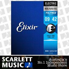 Elixir Guitar Amp Bass Strings For Sale Ebay
