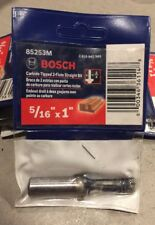 "BOSCH 3600499500  1//4/"" COLLETS  FOR BOSCH 1601 ROUTER TWO 2"
