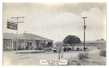 1962 Uncle Remus Motel, Commerce, GA Postcard *5L7