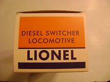 Lionel 600 Series Diesel Switcher Locomotive Licensed Lionel Reproduction Box