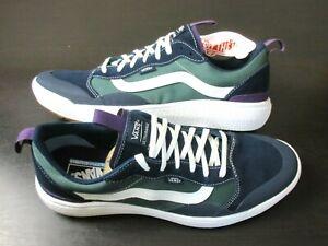 Vans Men's UltraRange Exo SE Outdoor Shoes Jasper Purple Blue White Size 12 NWT