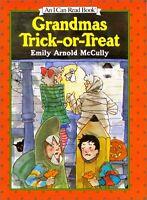 Grandmas Trick-Or-Treat (I Can Read Books)