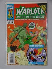 Warlock And The Infinity Watch Infinity Crusade Crossover #22 1993 Comic Marvel