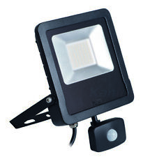 50W LED Flood Light With PIR Sensor