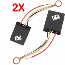 2X 3Way Touch Sensor Switch Control for Repairing Lamp Desk Light Bulb Dimmer US