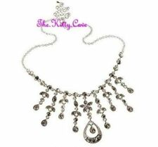 Nickel Rhodium Plated Costume Necklaces & Pendants