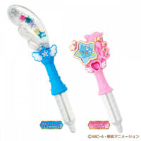 Star☆Twinkle Precure 2pcs Transformation Star Color Pen Cure Cosmo Set Japanese