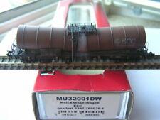 """MU 32001 DW Knickkesselwagen SNCF """"ECC"""" gealtert"""