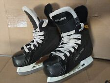 New listing Bauer Supreme S140 Youth Size 11 Ice Skates Black/White Excellent condition
