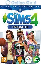 Los Sims 4 Urbanitas - EA Origin Descargar clave - PC/MAC Expansión Código ES/EU