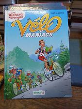 les vélos maniacs avec richard virenque - tome 4 - par Julié et Garréra