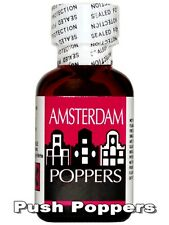 TOY RUSH AMSTERDAM POPPER INCENSO X SEXY X24 ML EXSTRA