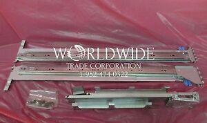 IBM 7160 Complete Rail Kit for 9406 9111-520, 9131-52A, 7029-6C3 w/ Screws & CMA