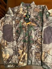 New Under Armour Stealth Fleece Jacket Realtree  1279673-946 Men's Size 3XL