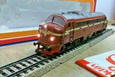 Märklin H0 3143 Diesel Locomotive Br Di 3 Der NSB Tested with Instructions Boxed