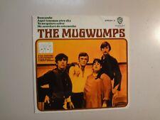 """MUGWUMPS:(Pre-Mama's & Papa's)Mugwumps-Spain 7"""" 67 Warner Bros.HWB 327-13 EP PCV"""