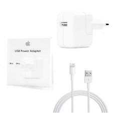 Original Apple IPAD USB Charger Cable Power Supply Lightning Mini / pro / Air