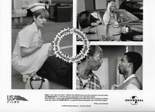 Lot of 3, Renée Zellweger, Morgan Freeman stills NURSE BETTY (2000) Chris Rock,
