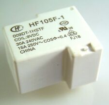 Hongfa Relay HF105F-1 009DT-HSTF 9VDC Coil 240V 30A Omron G8P-1A4P Type OM1145B